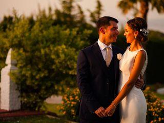 La boda de Cristina y Soner