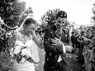 La boda de Borja y Eva