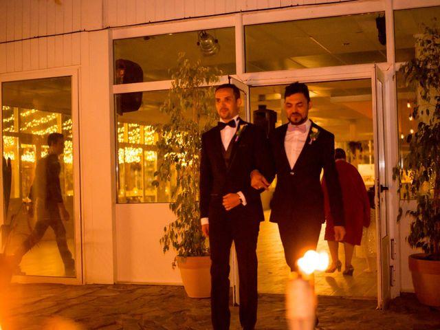 La boda de Marlon y Pau en Malgrat De Mar, Barcelona 8