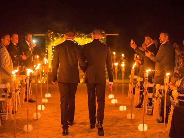 La boda de Marlon y Pau en Malgrat De Mar, Barcelona 9