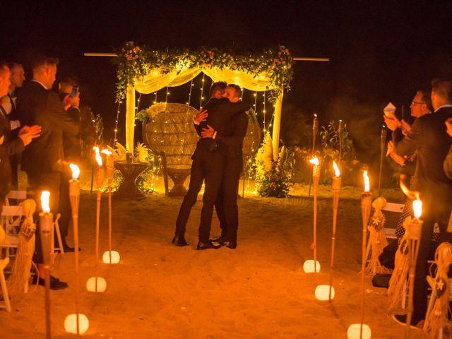 La boda de Marlon y Pau en Malgrat De Mar, Barcelona 10