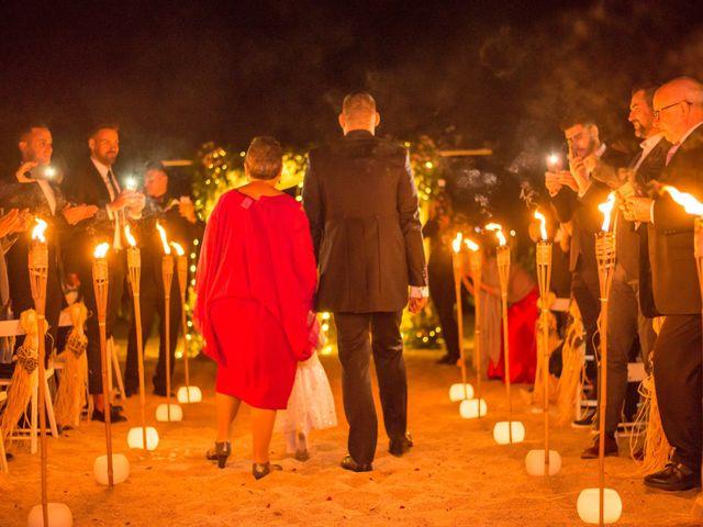 La boda de Marlon y Pau en Malgrat De Mar, Barcelona 11