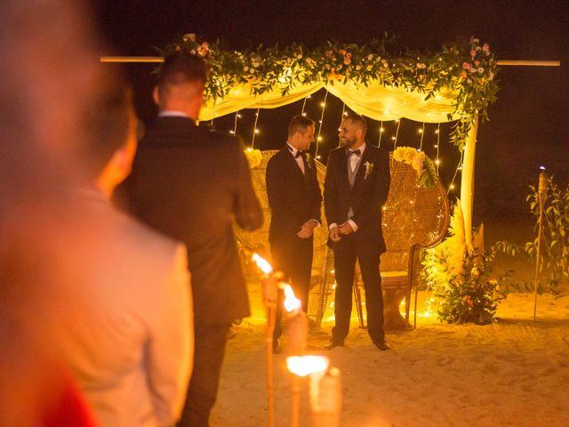 La boda de Marlon y Pau en Malgrat De Mar, Barcelona 13
