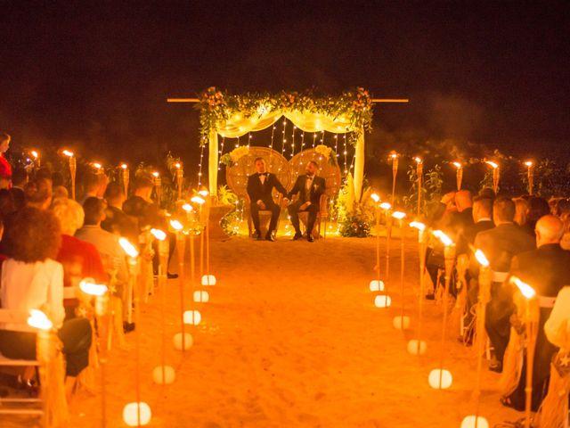 La boda de Marlon y Pau en Malgrat De Mar, Barcelona 14