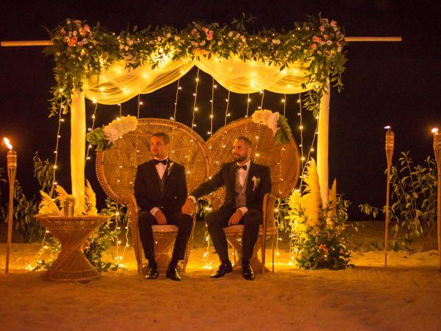 La boda de Marlon y Pau en Malgrat De Mar, Barcelona 15