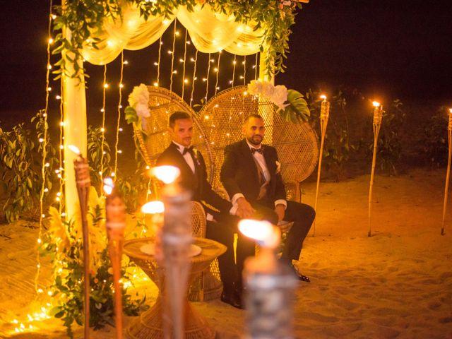 La boda de Marlon y Pau en Malgrat De Mar, Barcelona 16