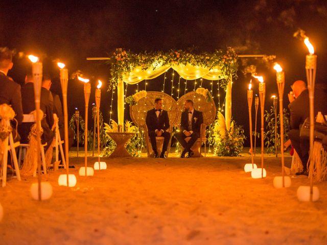 La boda de Marlon y Pau en Malgrat De Mar, Barcelona 1