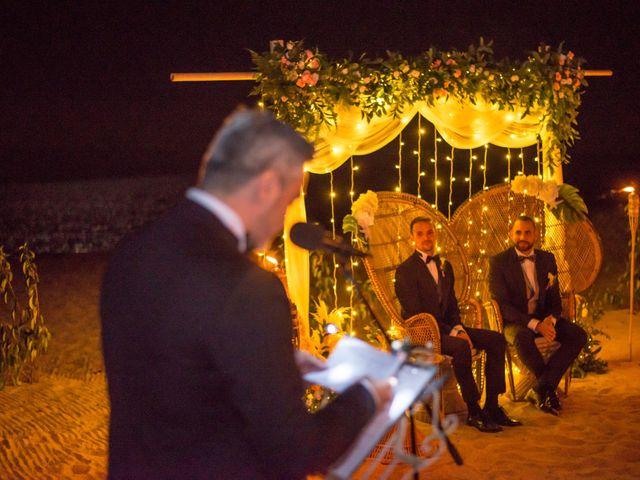 La boda de Marlon y Pau en Malgrat De Mar, Barcelona 17