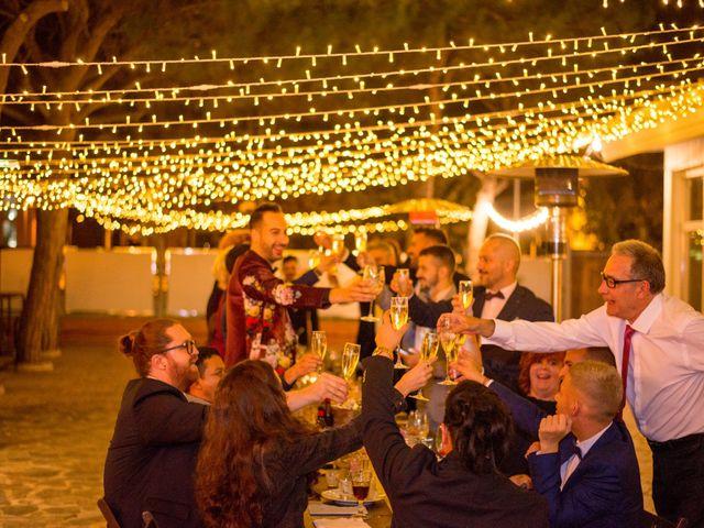 La boda de Marlon y Pau en Malgrat De Mar, Barcelona 33