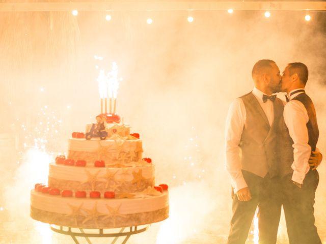La boda de Marlon y Pau en Malgrat De Mar, Barcelona 2