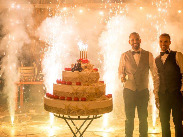 La boda de Marlon y Pau en Malgrat De Mar, Barcelona 35