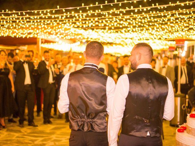 La boda de Marlon y Pau en Malgrat De Mar, Barcelona 38