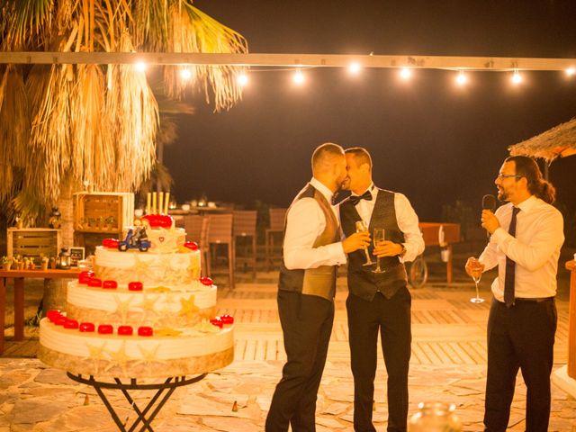 La boda de Marlon y Pau en Malgrat De Mar, Barcelona 39