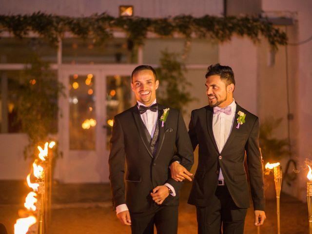 La boda de Marlon y Pau en Malgrat De Mar, Barcelona 71