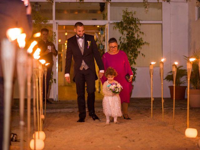 La boda de Marlon y Pau en Malgrat De Mar, Barcelona 73