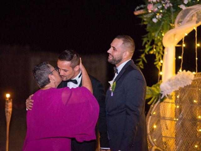 La boda de Marlon y Pau en Malgrat De Mar, Barcelona 79