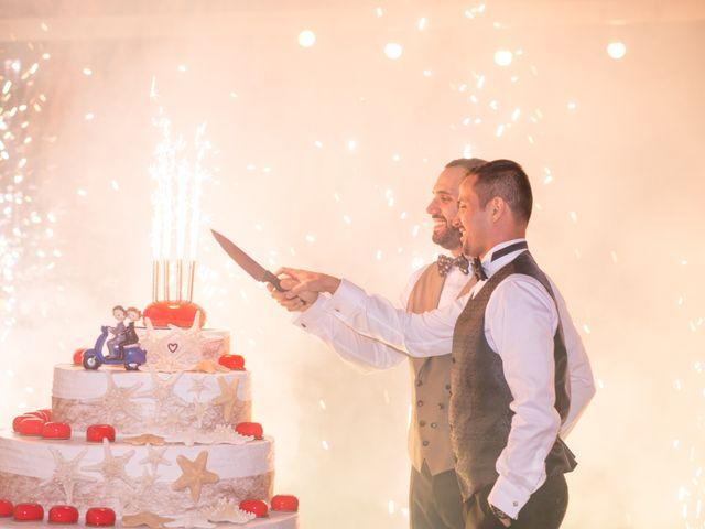 La boda de Marlon y Pau en Malgrat De Mar, Barcelona 108