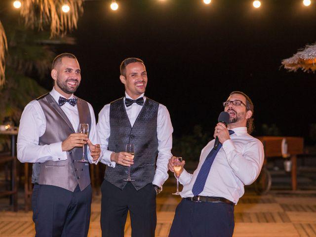 La boda de Marlon y Pau en Malgrat De Mar, Barcelona 110