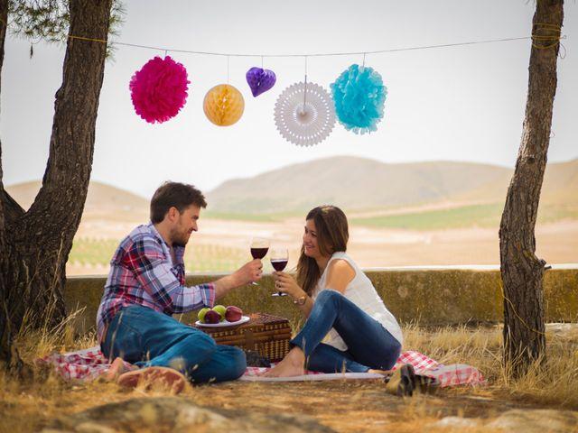 La boda de Carlos y Pilar en Tobarra, Albacete 3