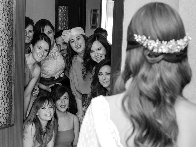 La boda de Carlos y Pilar en Tobarra, Albacete 20