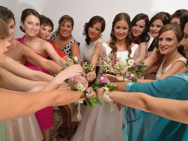 La boda de Carlos y Pilar en Tobarra, Albacete 22