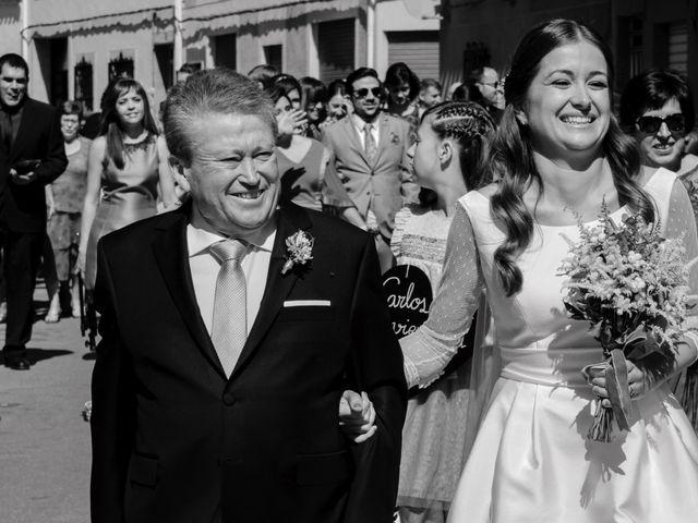 La boda de Carlos y Pilar en Tobarra, Albacete 23