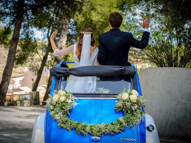 La boda de Carlos y Pilar en Tobarra, Albacete 27