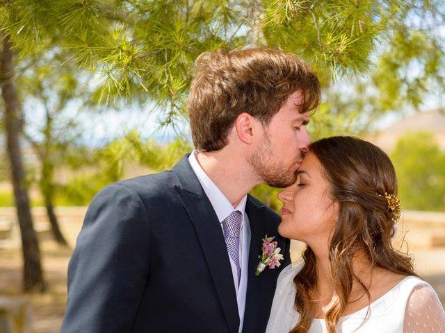 La boda de Carlos y Pilar en Tobarra, Albacete 29