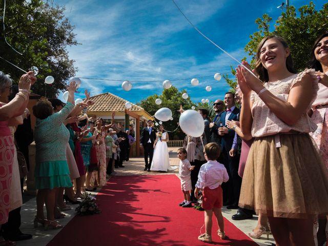 La boda de Carlos y Pilar en Tobarra, Albacete 30