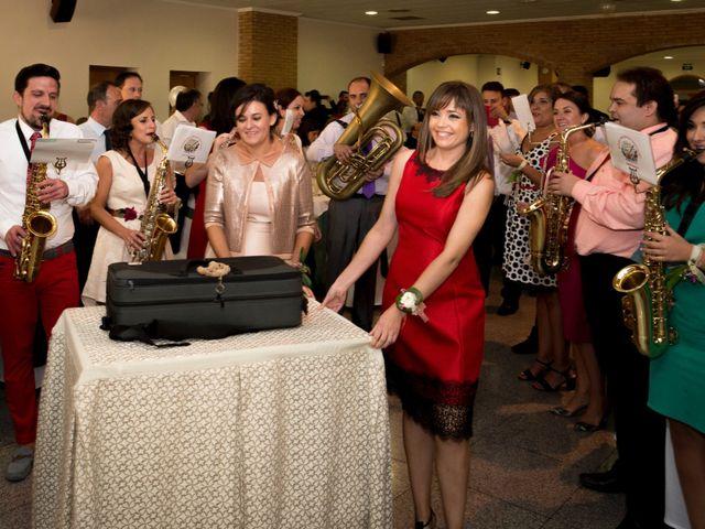 La boda de Carlos y Pilar en Tobarra, Albacete 33