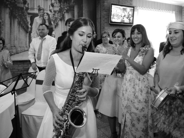 La boda de Carlos y Pilar en Tobarra, Albacete 34