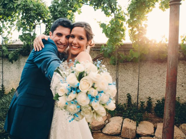 La boda de Macarena y Luis