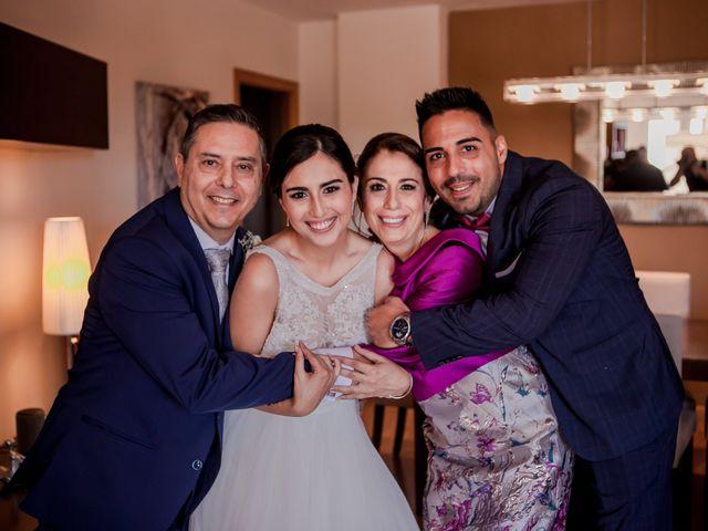 La boda de Salva y Lorena en Alzira, Valencia 27