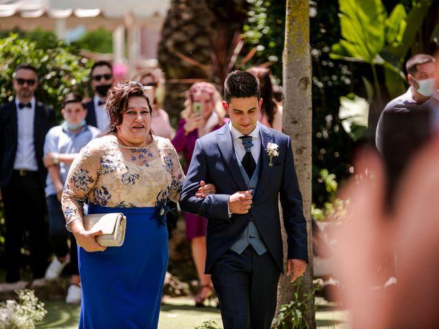 La boda de Salva y Lorena en Alzira, Valencia 33