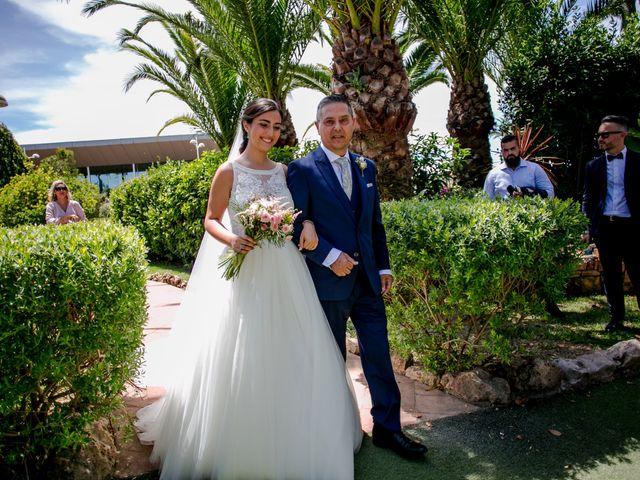 La boda de Salva y Lorena en Alzira, Valencia 35
