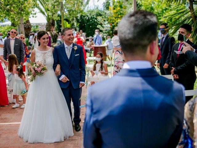 La boda de Salva y Lorena en Alzira, Valencia 36