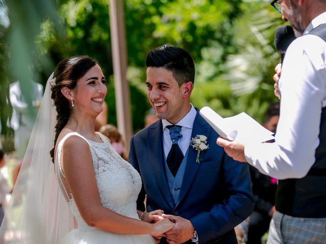 La boda de Salva y Lorena en Alzira, Valencia 38