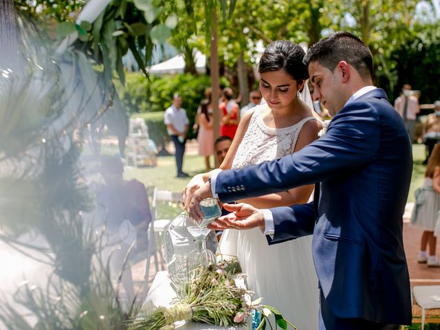 La boda de Salva y Lorena en Alzira, Valencia 40