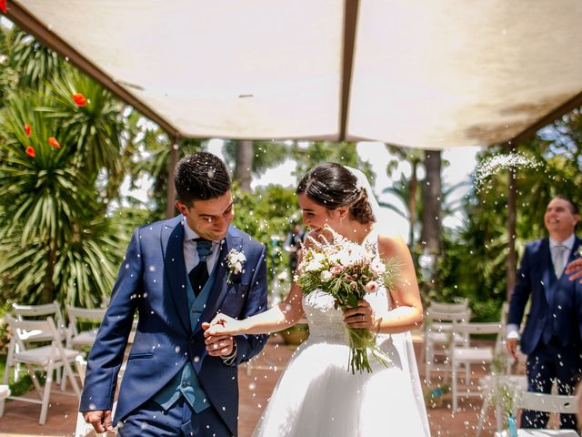 La boda de Salva y Lorena en Alzira, Valencia 41