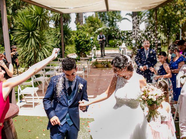 La boda de Salva y Lorena en Alzira, Valencia 42