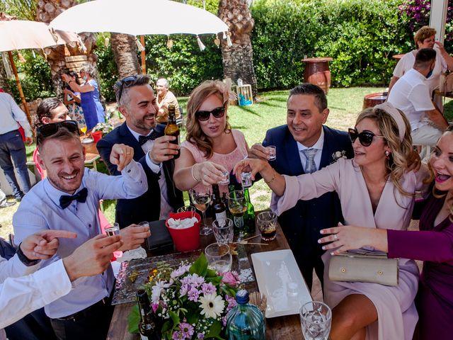 La boda de Salva y Lorena en Alzira, Valencia 43