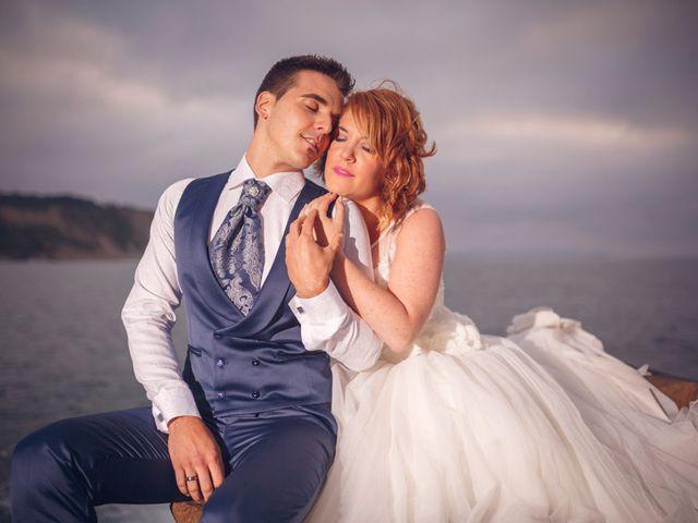 La boda de Andoni y Sandra en Munguia, Vizcaya 1