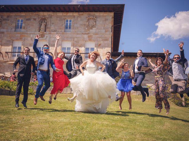La boda de Andoni y Sandra en Munguia, Vizcaya 31