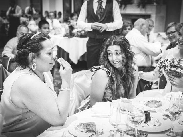 La boda de Andoni y Sandra en Munguia, Vizcaya 40