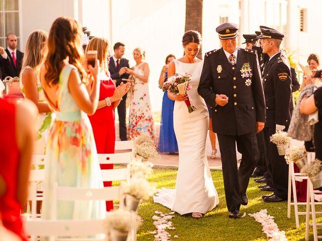 La boda de Soner y Cristina en Alhaurin De La Torre, Málaga 31