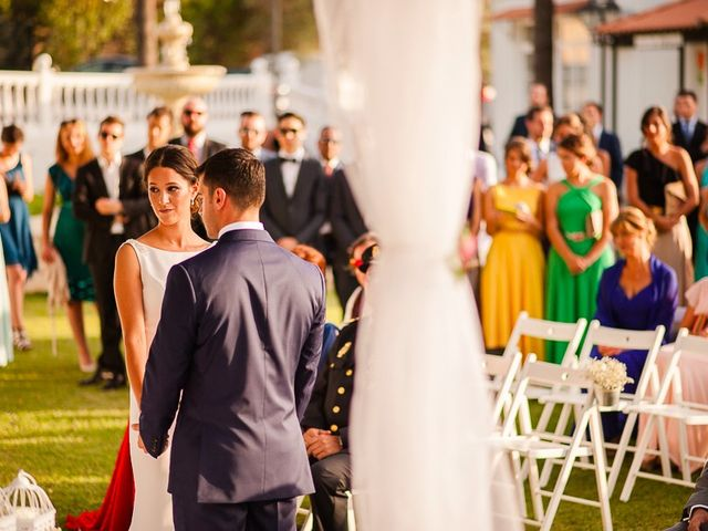 La boda de Soner y Cristina en Alhaurin De La Torre, Málaga 36