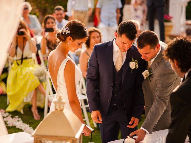 La boda de Soner y Cristina en Alhaurin De La Torre, Málaga 45