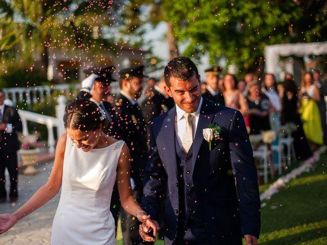 La boda de Soner y Cristina en Alhaurin De La Torre, Málaga 55