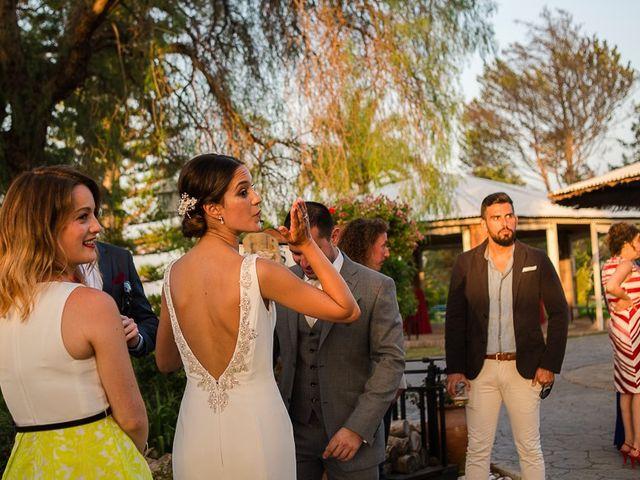 La boda de Soner y Cristina en Alhaurin De La Torre, Málaga 61