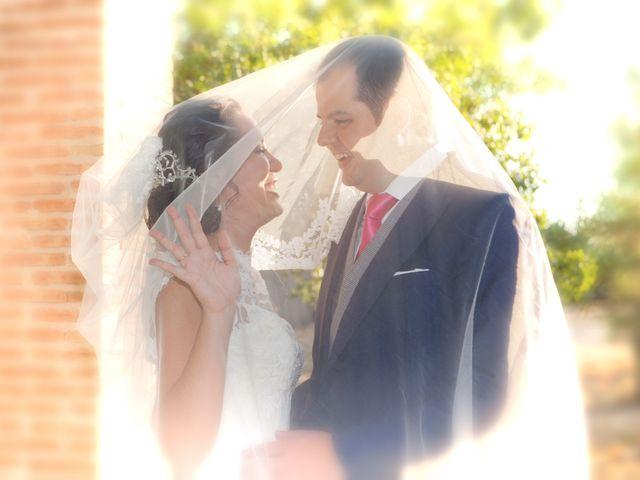 La boda de Almu y Javier